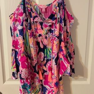 Lilly Pulitzer Top Size Medium NWOT